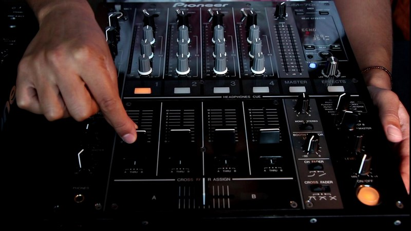 Comment se servir d'une table de mixage ?